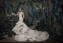 Ivory Bridal Ad Campaign 2015 by Ivory Bridal