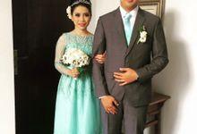 Septa & Bayu Wedding by Belle'diva Wedding Galery