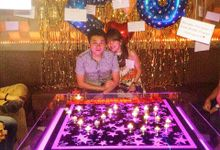Surprise birthday for beloved one by Valexis Table Design