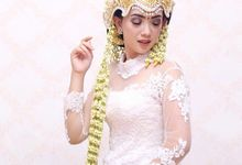 Wedding Makeup & Hairdo by Saranitha Makeup