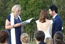 Wedding Ceremonies by Ruby B Ceremonies -Celebrant