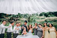 Maureen & Chuan Kai Garden Carnival Wedding by Butter Studio