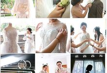 Eko & Tiffany Wedding by Cindy Tandiyah