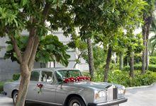 Rolls Royce by The Fullerton Hotels