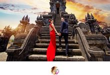 Bali Pre-wedding photo session by Oceanlove Studio