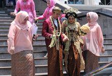 Mutiara&Lucky Wedding by naura wedding organizer