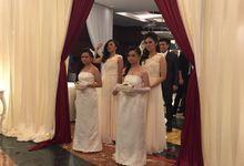 Jonis & Eva wedding by The Gift Organizer