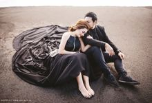 Prewedding gown by VK Gown