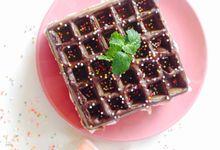Chocolate Waffle by Apeatit