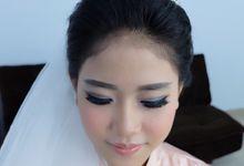 Wedding of Gebbi by Yanni Make Up Artist