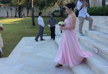 Royal Santrian Wedding by DEWI DATRI MC BALI