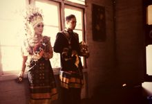 Aceh Culture Couple by makeupbygadieza