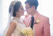 Michael and Astrid in Bandung by Rufous Events