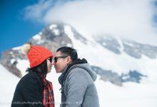 Honeymoon in Switzerland by Barnas Viola Photography
