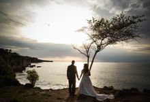 Mr Clements and Mrs Arsini by AdithyaPerabawa Photograph