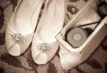 Winter wedding by Events by Pamela, LLC