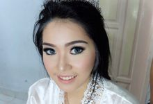 Makeup for Novika by VD Bride