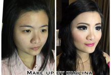 Kevin Youla wedding by Makeupbykarlina