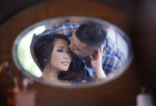 Prewedding Anton and Valerie by Sasa Carella Professional Makeup Artist