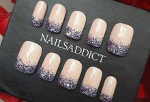 French or Paint? by NAILSADDICT