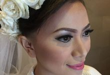 Wedding Makeup And hair by Sandra MUA The Bright Salon and Bridal