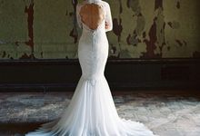 Sareh Nouri New York Spring 2016 collection by De Reina Bridal