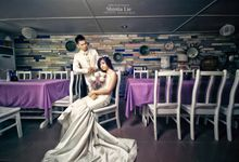 Prewedding by INFINITY photography