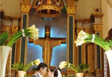 Christian & Criscel Wedding by Stylistique.com