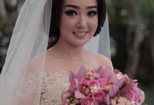 Vanessa Wedding by Cindy Tandiyah