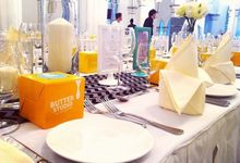 Wedding Favours by Butter Studio