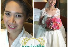 My Brides  by Makeup By Rose Abastillas