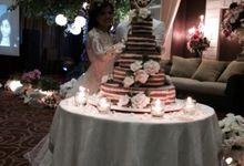Victor Marizca Wedding Day by Serenity wedding organizer