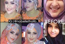 Januari - July 2015 by Nabelle Thalib ( Professional Make Up Artist)