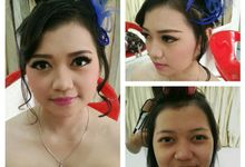 Makeup sweet n mother by makeup by reny chiang