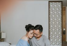 The Prewedding of Shinthia and Mahesa by Hello Elleanor