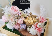 Kotak Mahar by Diamond Gift Hampers