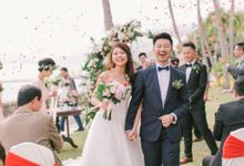 Wedding Of Penny & Giden by NDrew Photography