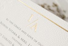 Imanuel & Agnes by Meltiq Invitation