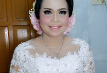 Wedding Makeup For Eri Pane by IMELDAPROMAKEUP