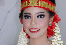 Wedding Batak Makeup For Yuan by IMELDAPROMAKEUP
