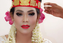 Wedding Batak Makeup For Agustina by IMELDAPROMAKEUP
