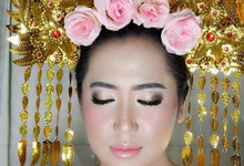 Wedding Makeup Adat Minang by IMELDAPROMAKEUP