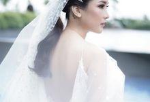 @imelvilentcia | #SachlireneSonya White 7cm by SACHLIRENE TFOTA