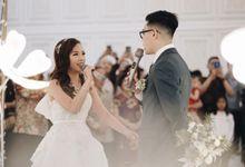 The Wedding of Daniel & Yohanna by  Menara Mandiri by IKK Wedding (ex. Plaza Bapindo)