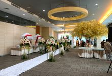 Wedding Wenny & Dwi, 03 November 2019 by Kirana Two Function Hall