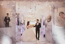 THE WEDDING OF JEFFREY AND STEFFANIE by ODDY PRANATHA