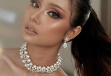 Wedding Glamour look by CV Makeupartist by Claudia Vanessa