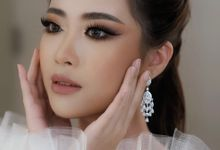 Wedding Makeup by CV Makeupartist by Claudia Vanessa