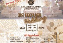 HAKA OPEN HOUSE 29-30 May 2021 by Haka Restaurant