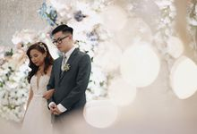 The Wedding of Daniel & Yohanna by  Menara Mandiri by IKK Wedding (ex. Plaza Bapindo)